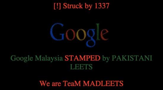 گوگل مالزی
