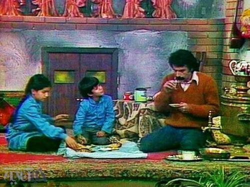 مجموعه تلویزیونی قدیمی خانه عروسک ها