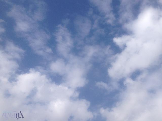 آسمان تهران- هوای سالم