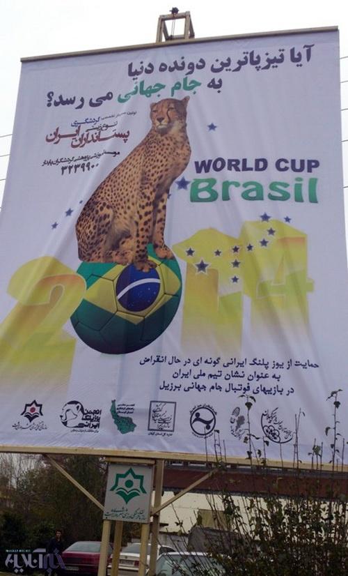 آیا یوز ایرانی به جام جهانی میرسد؟!