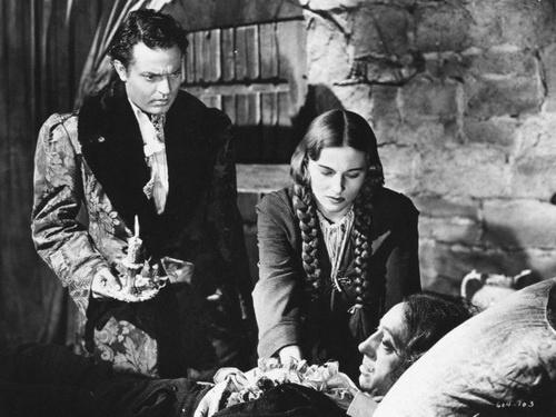 جون فونتین و اورسن ولز در فیلم «جین ایر»