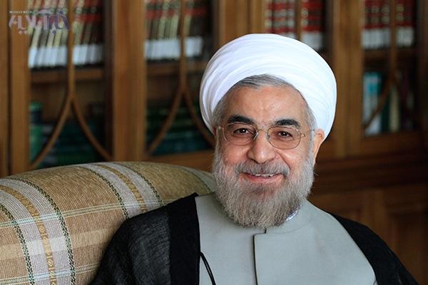 حسن روحانی رئیس جمهور یازدهم جمهوری اسلامی ایران