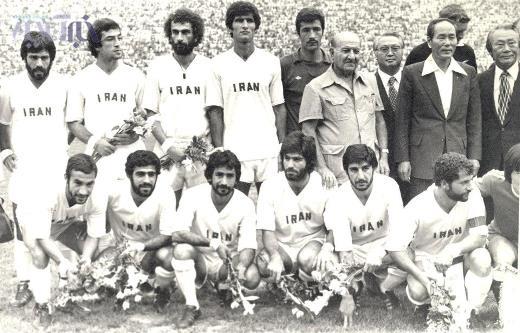 ایران - کره جنوبی در مقدماتی جام جهانی 1978