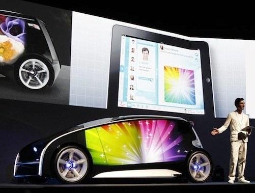 خودروی آینده Fun VII