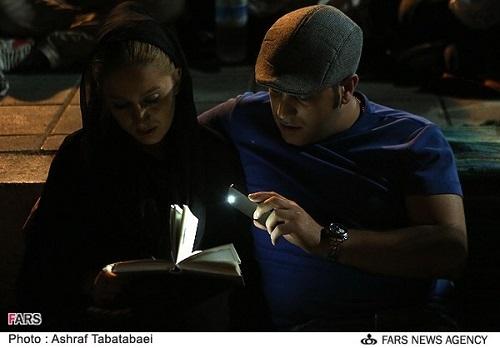شب احیا نوزدهم ماه مبارک رمضان 1392 تهران