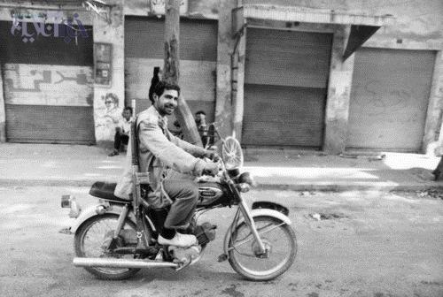 جستجوی یک عکاس - سعید صادقی
