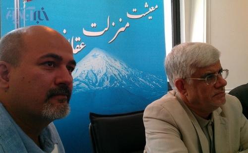 دکتر عارف و محمد درویش