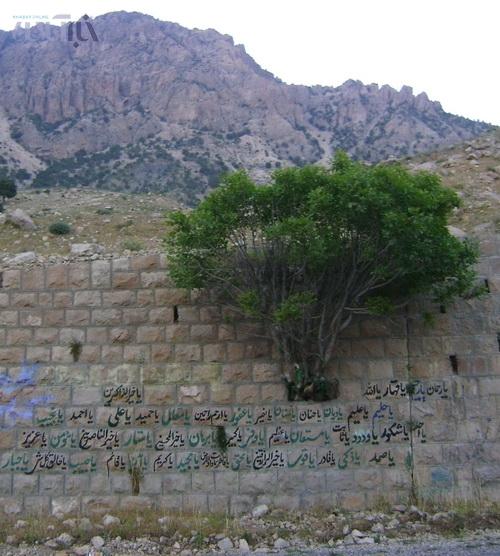 تنگ ماغر - جنوب کهکیلویه و بویر احمد