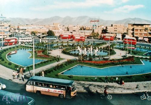 عکس های قدیمی تهران