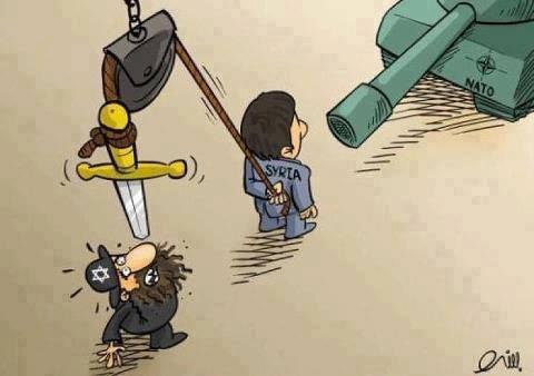 سوریه تلافی اسرائیل