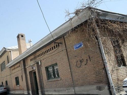 خانه جلال آل احمد و سیمین دانشور