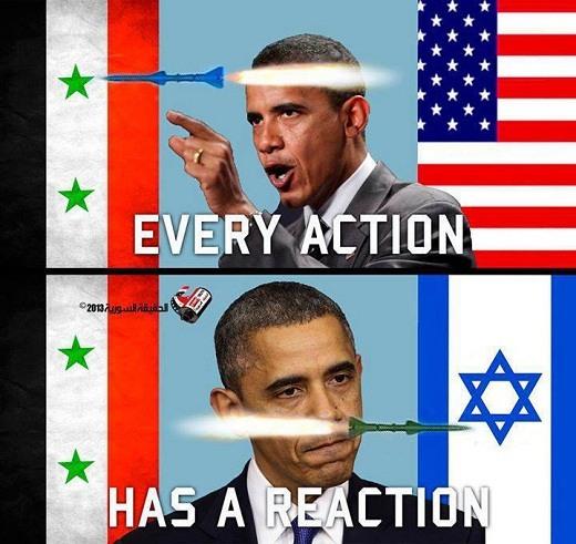 اوباما کاریکاتور