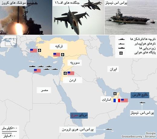 اینفوگرافیک سوریه