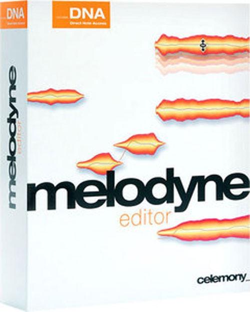Celemony Melodyne Editor v2.1.1.15 / ادیت و ساخت ملودی