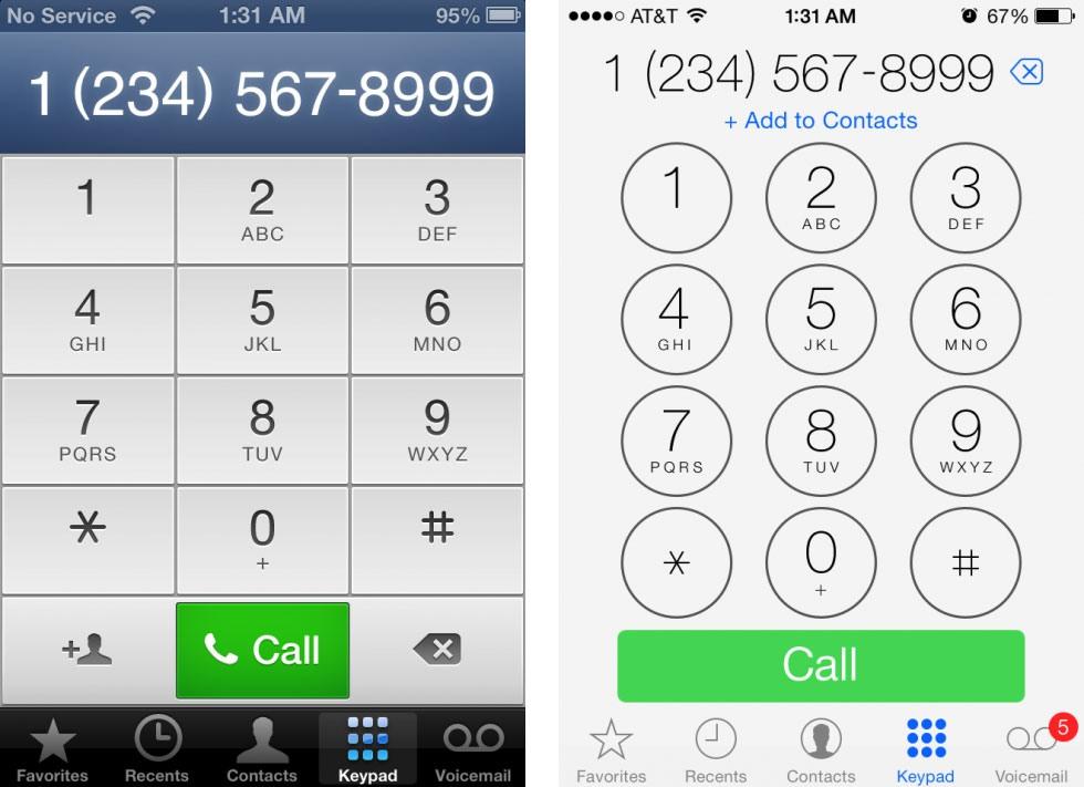 13 9 19 12428phone 980x711 - تصاویری از تفاوت نسخه های 6 و 7 سیستم عامل iOS