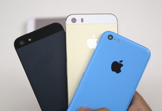 آیفون فایواس، آیفون فایو سی ،اپل، آیفون 5S