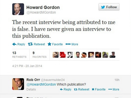 هوارد گوردون