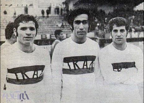 سه هافبک مقتدر تاریخ تیم ملی