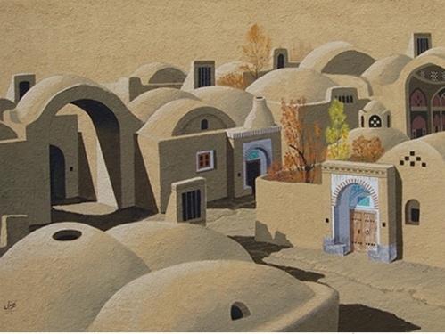 نقاشی پرویز کلانتری