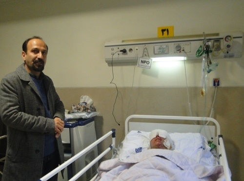 همسر اصغر فرهادی قربانی اسید پاشی بیوگرافی سهیلا جورکش بیوگرافی اصغر فرهادی اینستاگرام اصغر فرهادی