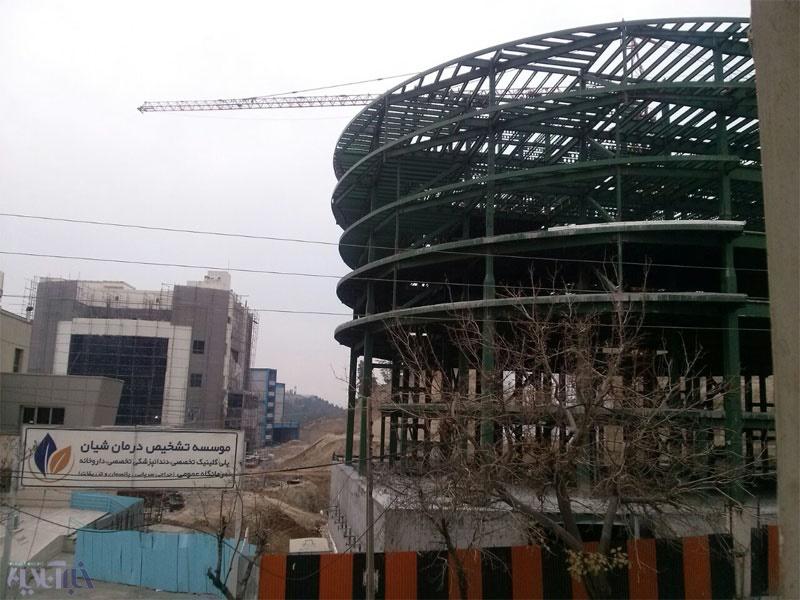 برج شهرک شهید دقایقی