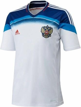 پیراهن تیم ملی روسیه در جام جهانی 2014