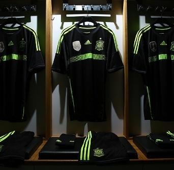 پیراهن تیم ملی اسپانیا در جام جهانی 2014