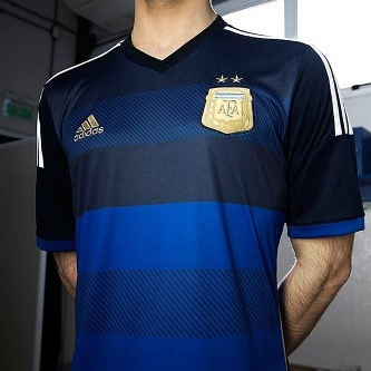 پیراهن تیم ملی آرژانتین در جام جهانی 2014