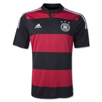 پیراهن تیم ملی آلمان در جام جهانی 2014