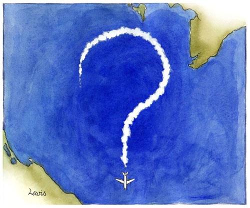 هواپیمای ایرلاینز مالزی