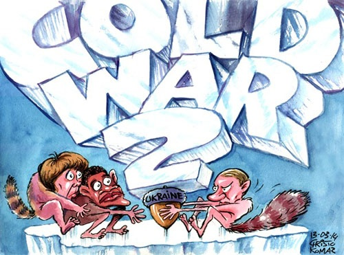 کراپ جنگ سرد