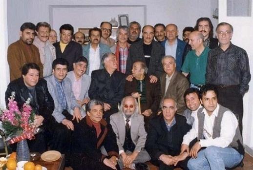 همه مردان دوبله ایران