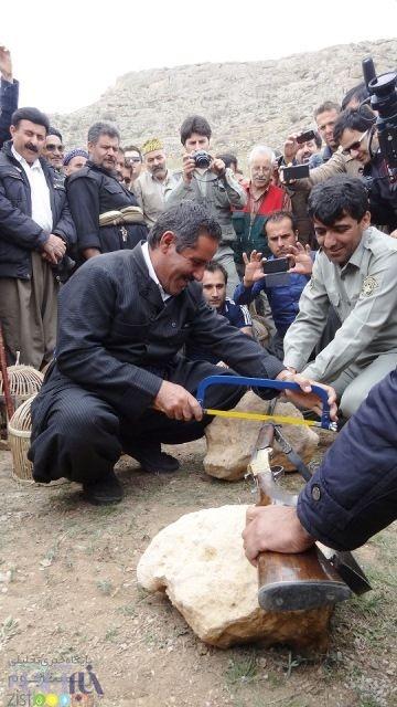 سونامی تفنگ کشان در کردستان ...