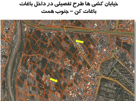 باغات تهران