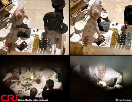 محمدجواد ظریف,جاسوسی
