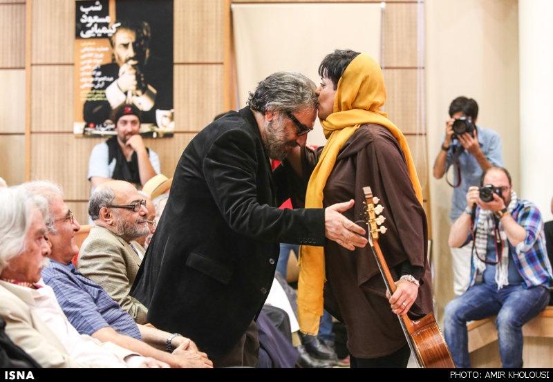 شب بزرگداشت مسعود کیمیایی