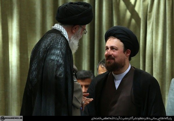 سالگرد ارتحال امام خمینی ره ,سید حسن خمینی,آیتالله خامنهای رهبر معظم انقلاب