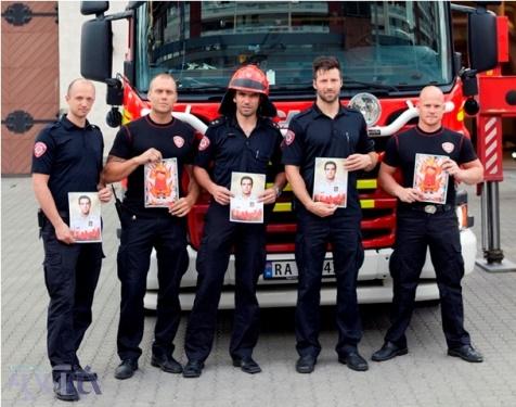 آتشنشانان نروژی