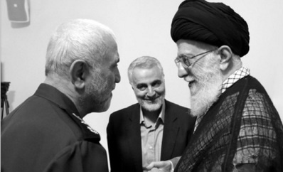 قاسم سلیمانی,حسین همدانی