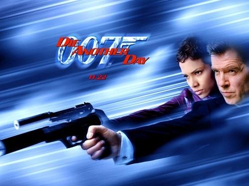 پوستر فیلم «روزی دیگر بمیر»