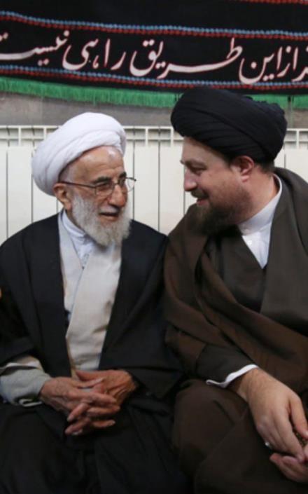 سید حسن خمینی,احمد جنتی