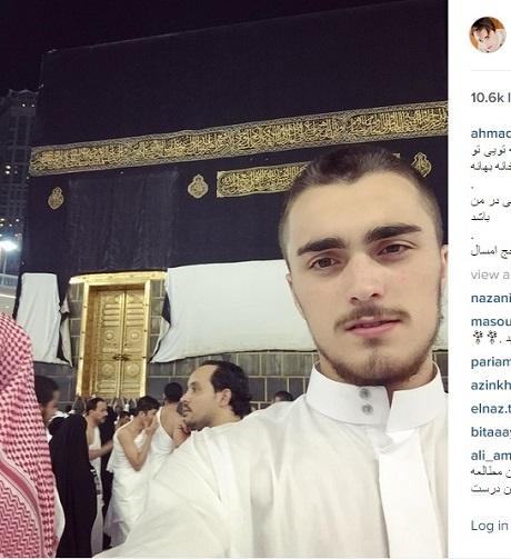 حج تمتع,سید احمد خمینی