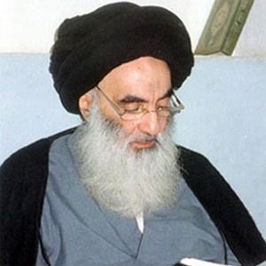 آیت الله العظمی سید علی سیستانی