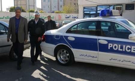 پلیس به دنبال اجباری کردن صندلی کودک در خودروها؟! / پلیسراهور: خودروسازها صندلی کودک را جانمایی کنند