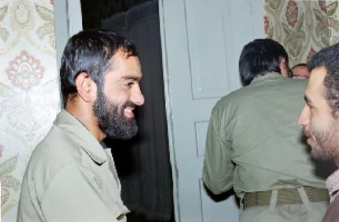 سردار محمد رضا نقدی,دفاع مقدس جنگ تحمیلی