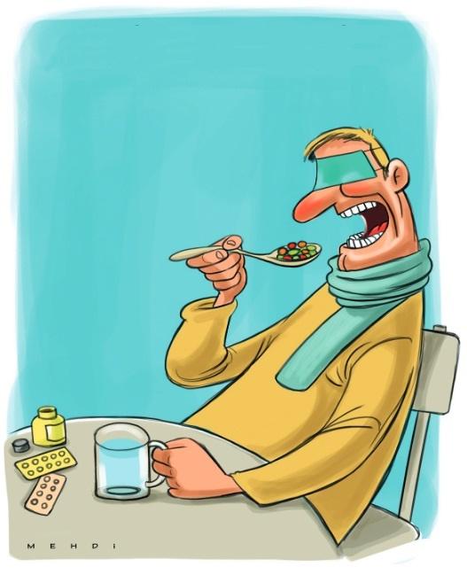 15 12 14 1729404 ترس از آنفلوآنزا با مردم چه میکند؟