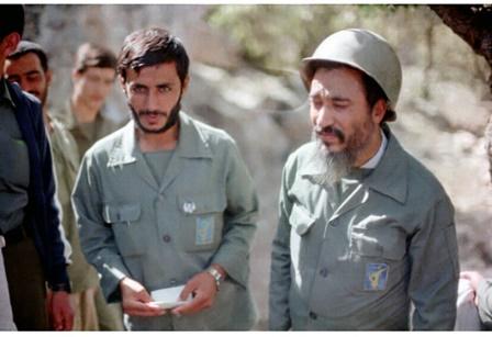 دفاع مقدس جنگ تحمیلی ,محمد علی موحدی کرمانی
