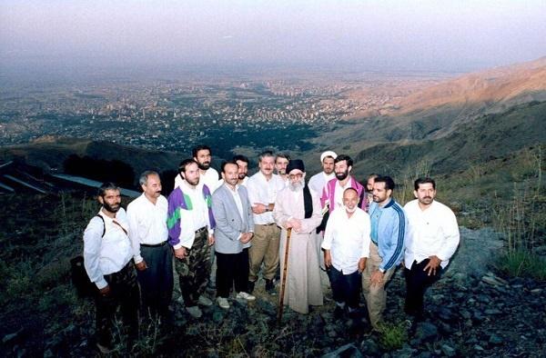 آیتالله خامنهای رهبر معظم انقلاب,کوهنوردی