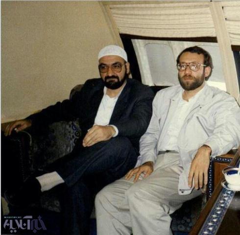 محسن رضایی,علی لاریجانی