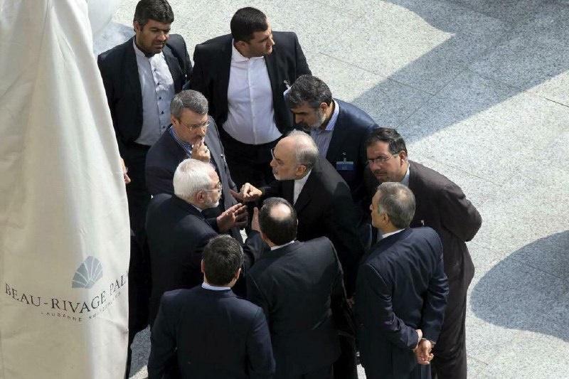 مذاکرات هسته ایران با 5 بعلاوه 1,محمدجواد ظریف,علیاکبر صالحی